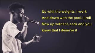 Nasty C & Runtown - Said -lyrics
