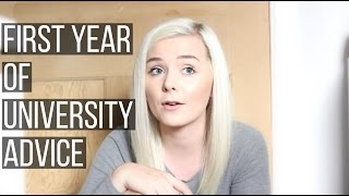 FRESHERS ADVICE   First Year Of University Tips