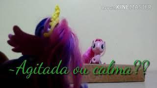 #2 A Princesa mandona (Agitada ou calma?/Ft Manu)