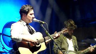 Mumford & Sons- Walk Slow: Railroad Revival Tour San Pedro