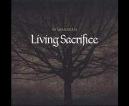 In Christ de Living Sacrifice Letra y Video