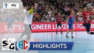 SG Flensburg-Handewitt - HC Erlangen | Highlights - DKB Handball Bundesliga 2018/19