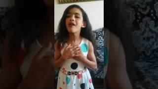 marwa oufkir qui chante la vie en rose!!!