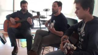 Francisco Viana e Miguel Nina Guitarra Prof João Francisco Lado Lunar Rui Veloso Abr 2017