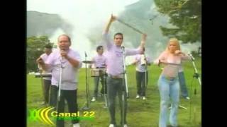 El baile de los viejitos -Canal 22 - Gregorio Uzcategui y su Banda