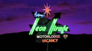 "Stan Ridgway's ""NEON MIRAGE""  out now! / the trailer"