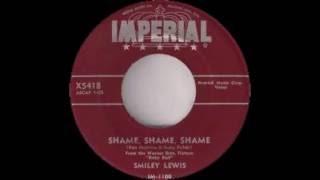 Smiley Lewis Shame, Shame, Shame, IMPERIAL X 5418