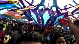 [3] Loud - People Music Money Drugs @Rounders Festival 2015 bBy MoonCrystal Live Guadalajara.