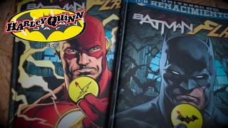 #7 RaccoonUnboxing Batman/Flash 'La Chapa'