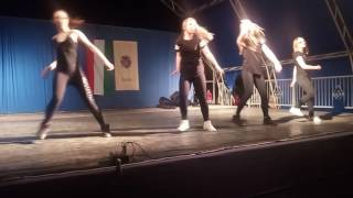 Marcus and Martinus Bae concert choreography Hungary