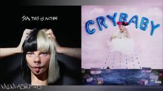 Sia vs. Melanie Martinez - Cheap Soap (Mixed Mashup)
