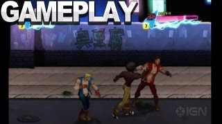 Double Dragon: Neon - Gameplay Trailer