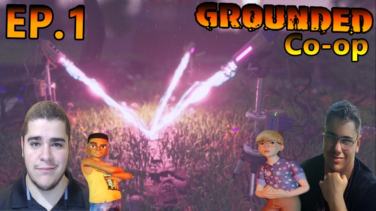 NightShadowXO - What's Worse Then Pete's Mother & Dad Brussel Sprouts? - Grounded Co-op Episode 1
