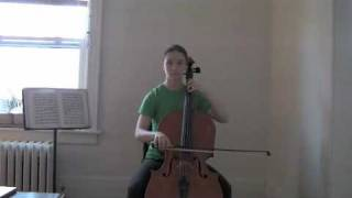Student Video: Andantino