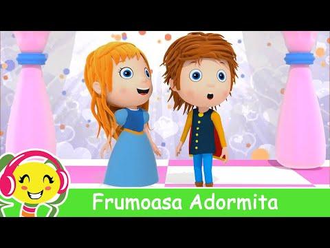 Frumoasa Adormita - Cantece cu printese