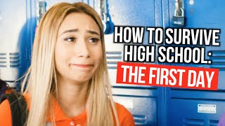 How to Survive High School : The First Day Of School | MyLifeAsEva width=
