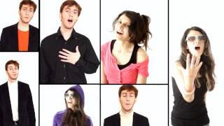 Every Breath You Take - A cappella cover by CookiePine (Trudbol & Kartiv2)