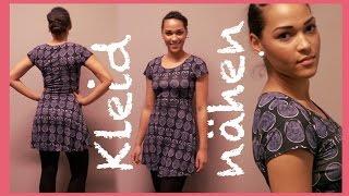 [DIY] Jerseykleid nähen II / Sew a dress easily