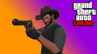 GTA Online Shorts - Wild West Duel (feat. Heavy Revolver)