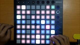 Happy New Year !【Launchpad Mashup】 【Different Heaven】