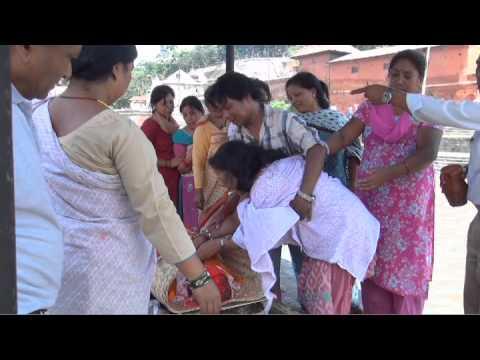 NEPAL#2 カトマンズの葬儀