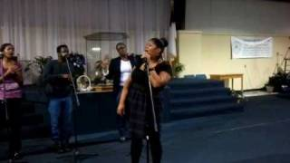 "Maranda Curtis-Willis ""Incredible God, Incredible Praise"""