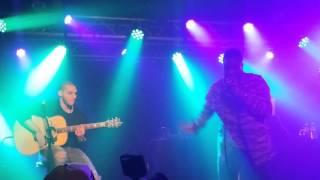 """Freddy Evan's - Usher """"U remind me"""" (cover) - Live @ La Boule Noire"""