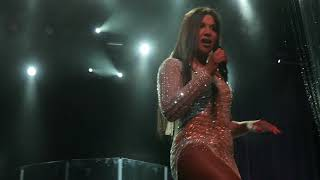 """Toni Braxton """"Long as I live Tour"""" Rancho Mirage CA. This is the opening"""
