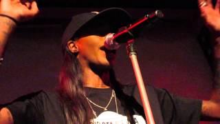 "Angel Haze - ""No Bueno"" (Live at SOB's)"