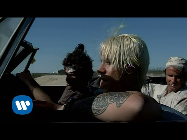 "Video oficial de ""Scar Tissue"" de Red Hot Chili Peppers"