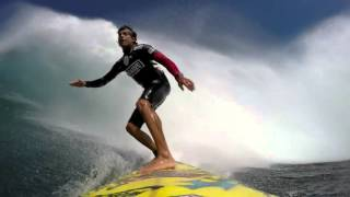 GoPro  Charging Jaws with Kai Lenny   GoPro Challenge Winner at Pe'ahi Big Wave Competition