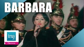 "Barbara ""Mes hommes"" 