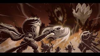 Maplestory MV 5 heroes vs Blackmage