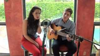 Ingrid Michaelson - You and I - Cover by Greg Zelek & Evelyn Saavedra