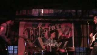 presentación vía férrea Blues & Rock