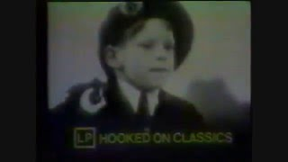 Comercial do LP 'Hooked on classics' (1981)