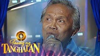 Tawag ng Tanghalan: Roger Sanchez   One More Chance