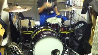 The Script - Hall of fame DRUM COVER HD
