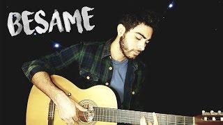Luister La Voz - Besame (Vídeo Cover Acústico) - Eduardo Orozco