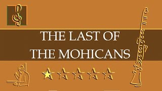 Clarinet Notes Tutorial - Promentory - The Last of the Mohicans Theme (Sheet Music)