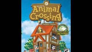 Animal Crossing-Rainy Day Music
