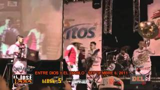 Gerardo Ortiz - Ojo Por Ojo Diente Por Diente en Vivo 2011