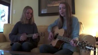 Ho Hey- The Lumineers (Cover) ft. Adeline Bryant