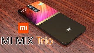 MI Mix Trio Design Triple Camera 8GB RAM, 4850mAh Battery