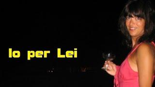 IO PER LEI  (To give the reasons live) cover by Ambrogio Artoni