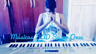 Leonardo Tocando Músicas (SAD) De Super Onze
