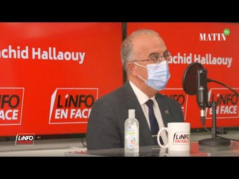 Video : L'Info en Face avec Saad Agoumi (GF)