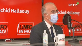 L'Info en Face avec Saad Agoumi (GF)
