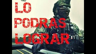Mc Razo -Lo Podras Lograrar /Reggae/Rap Motivación militar