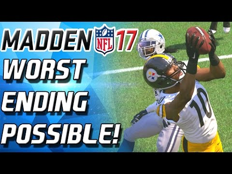 THE WORST ENDING TO A GAME POSSIBLE! - Madden 17 Ultimate Team New Music Video